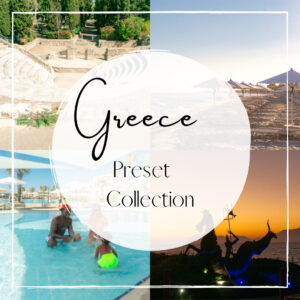 Greece Preset Cover