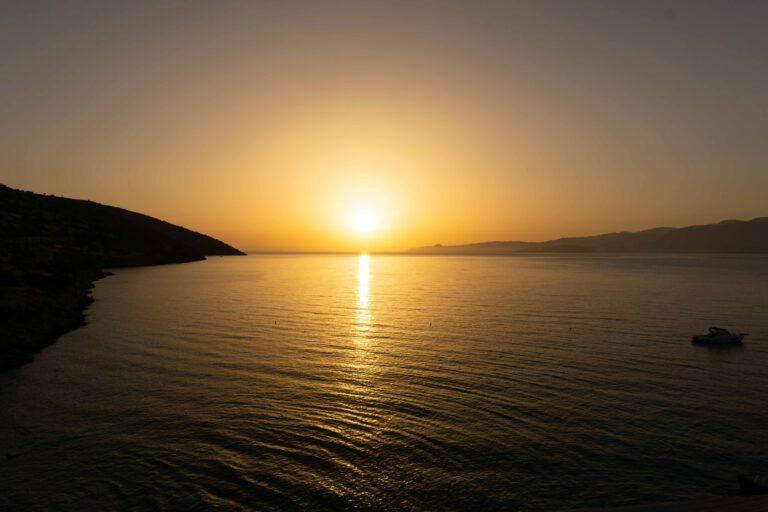 Sonnenaufgang Candia Park Village Kreta