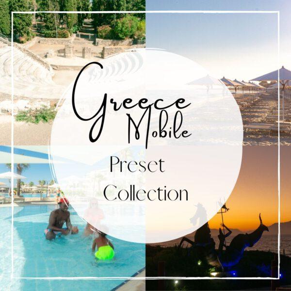 Greece Mobile Preset Cover